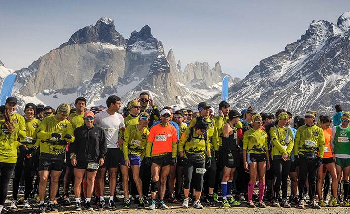 Patagonian International Marathon About